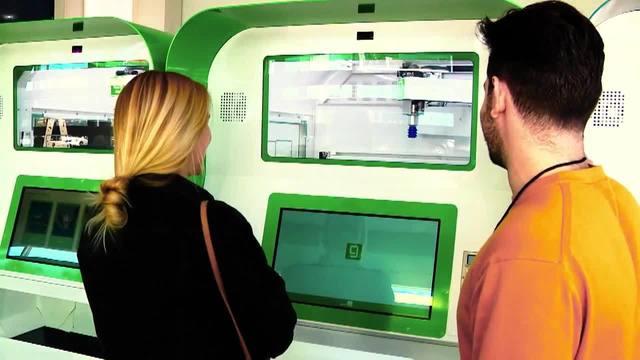 Dünyanın İlk 'Akıllı Esrar Satış Makinesi' ABD'de Hizmete Girdi