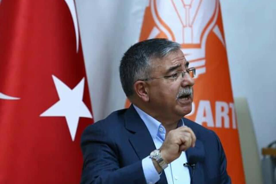 AKP'li İsmet Yılmaz: 'Adayımıza Oy Vermeniz Mahşerde Kurtuluş Belgeniz Olacak'