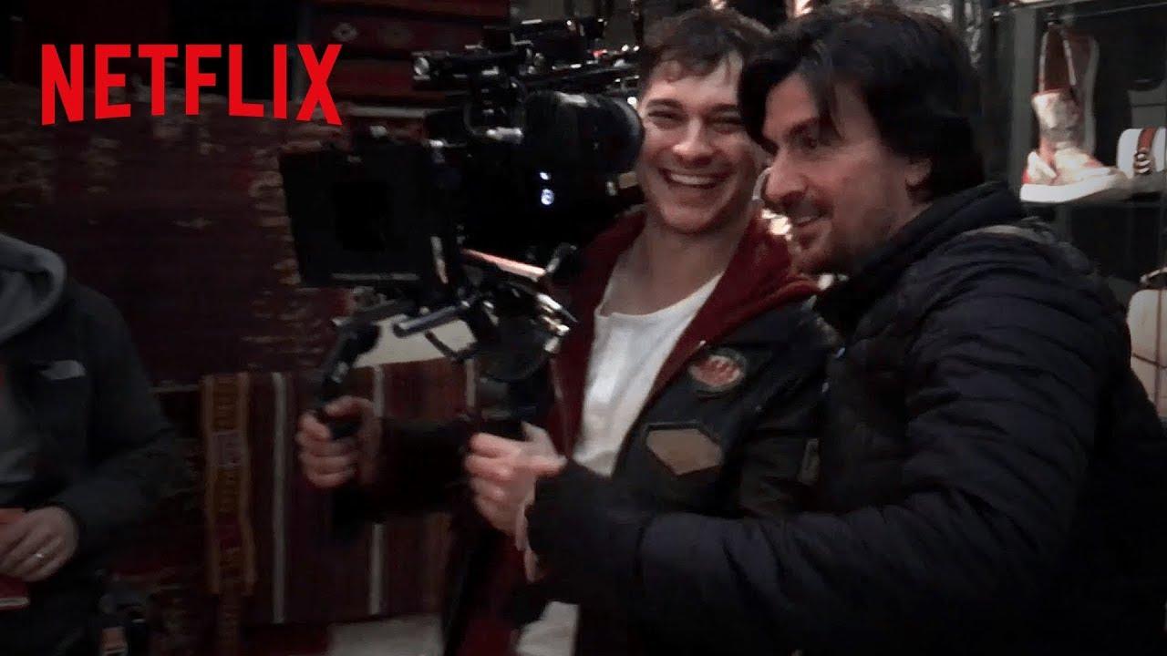 Netflix Türkiye'nin İlk Orijinal Yapımı Olan Hakan: Muhafız'dan Kamera Arkası Görüntüler Yayınlandı!