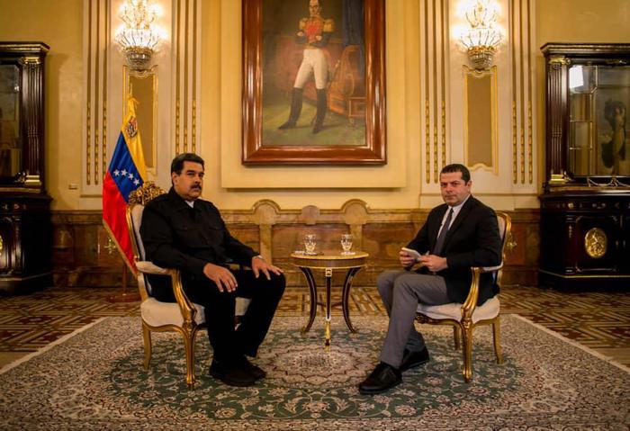 Venezuela Devlet Başkanı Maduro Cüneyt Özdemir'e Konuştu: 'Bir Savaştan Geçiyoruz, Avrupa Trump'ı İzliyor'