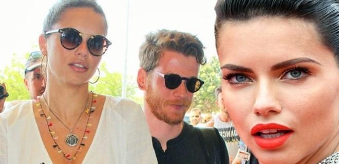 Yabancı basın Adriana ile Metin'in ayrıldığını duyurdu