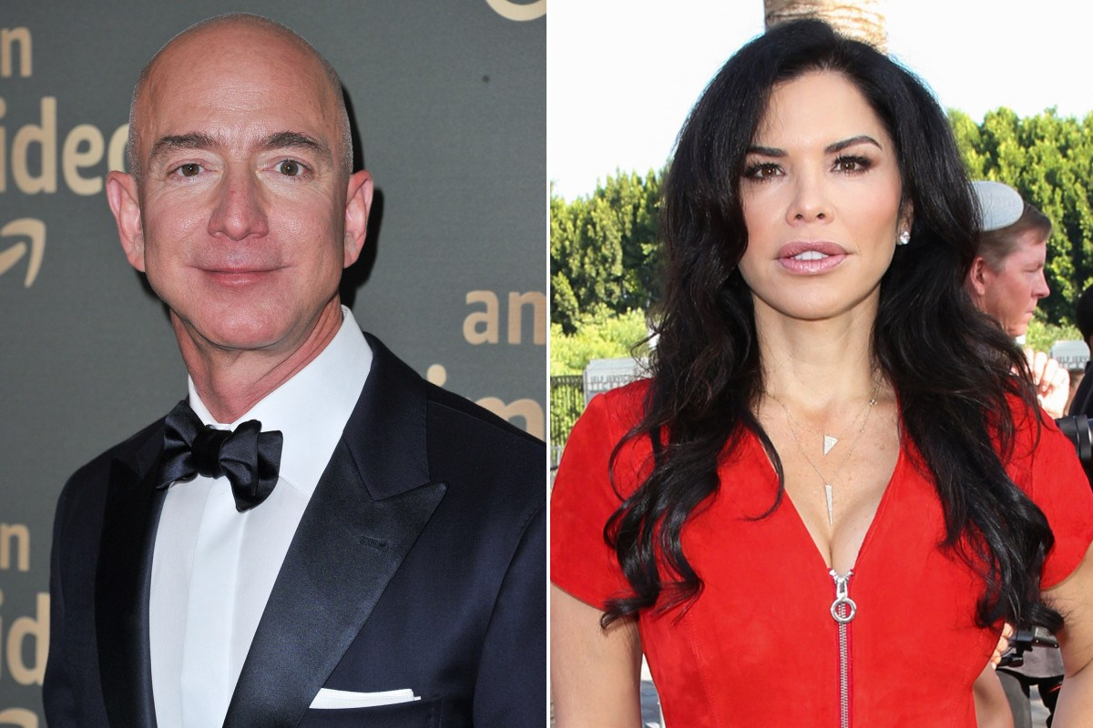 Dünyanın En Zengin İnsanı Jeff Bezos'a 'Çıplak Fotoğraf Şantajı' ABD'yi Karıştırdı