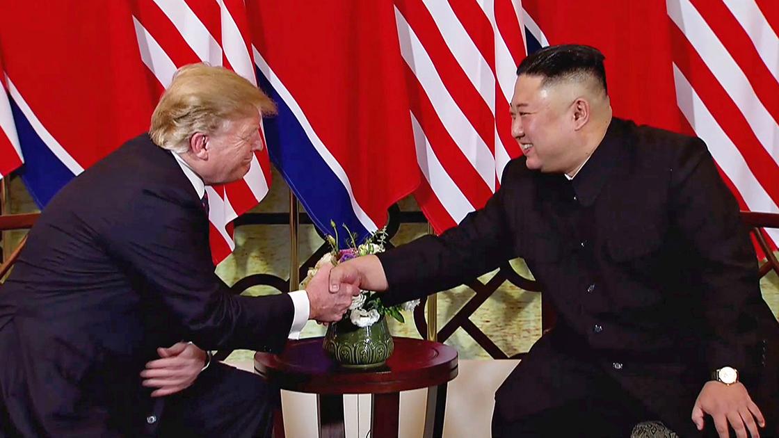 Dünyanın Gözü Vietnam'da: Trump ve Kim Nükleer Gündemiyle Buluştu