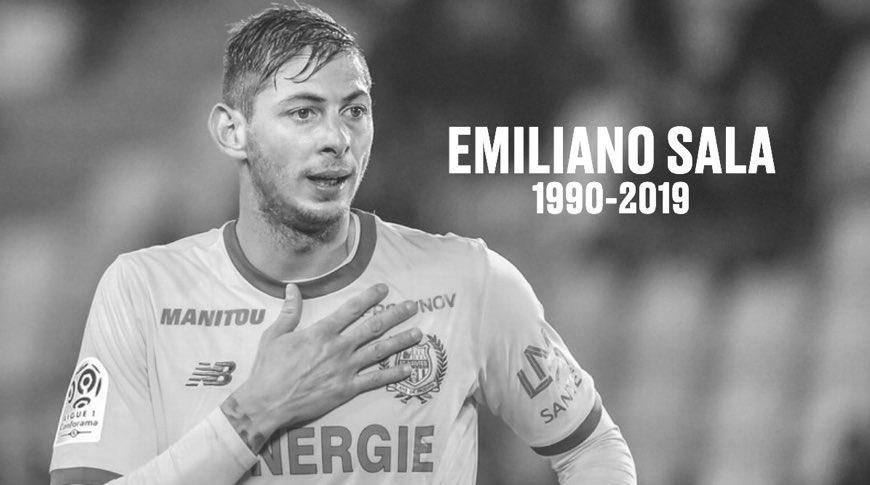 Futbolun Acı Kaybı! Arjantinli Futbolcu Emiliano Sala Uçak Kazasında Hayatını Kaybetti