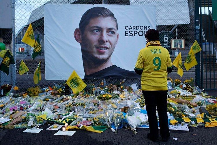 Futbolun Acı Kaybı! Uçağın Enkazından Çıkarılan Cesedin Emiliano Sala'ya Ait Olduğu Açıklandı