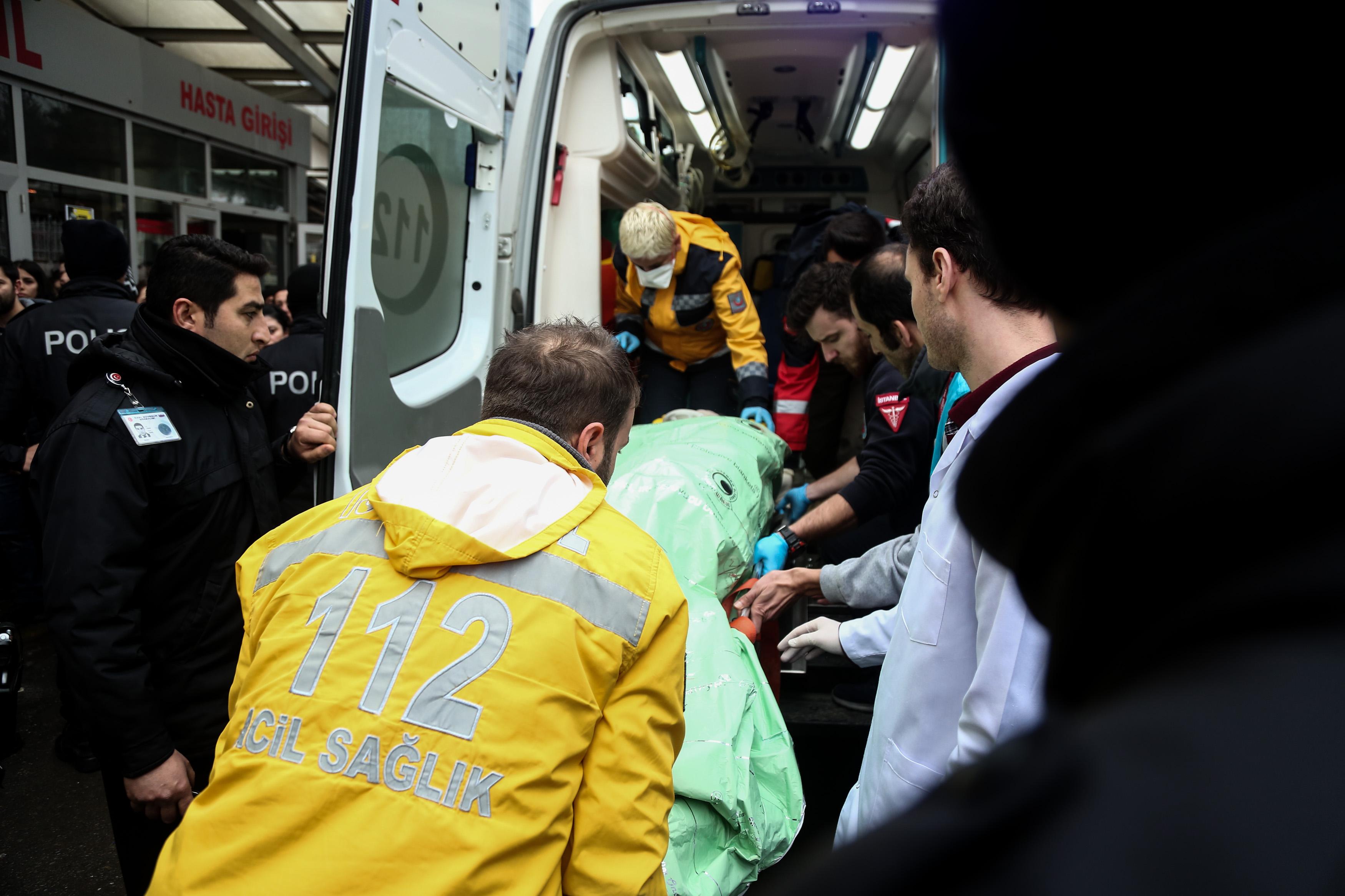 Kartal'da Çöken Binanın Enkazından Bir Kişi Daha Kurtarıldı