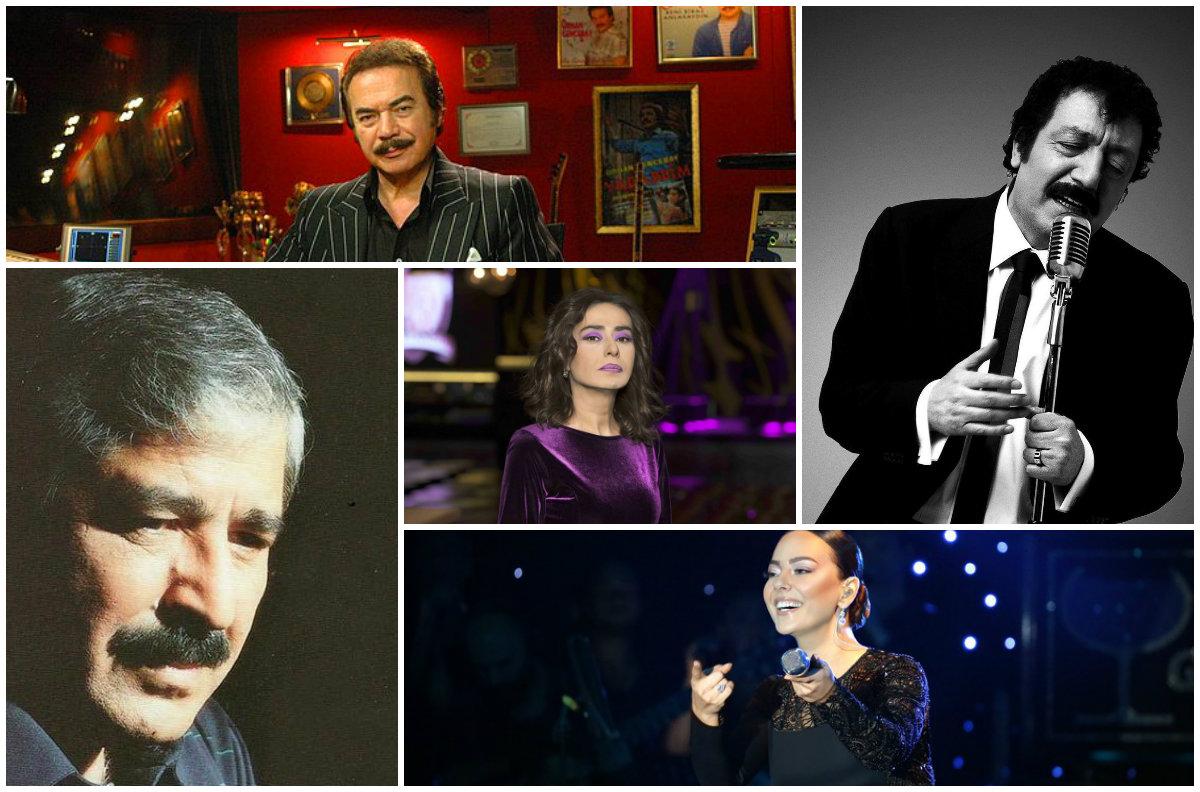 Mahzuni Şerif, Orhan Gencebay, Yıldız Tilbe... Yeni Akit'ten 'Şirk Dolu Şarkılar' Listesi