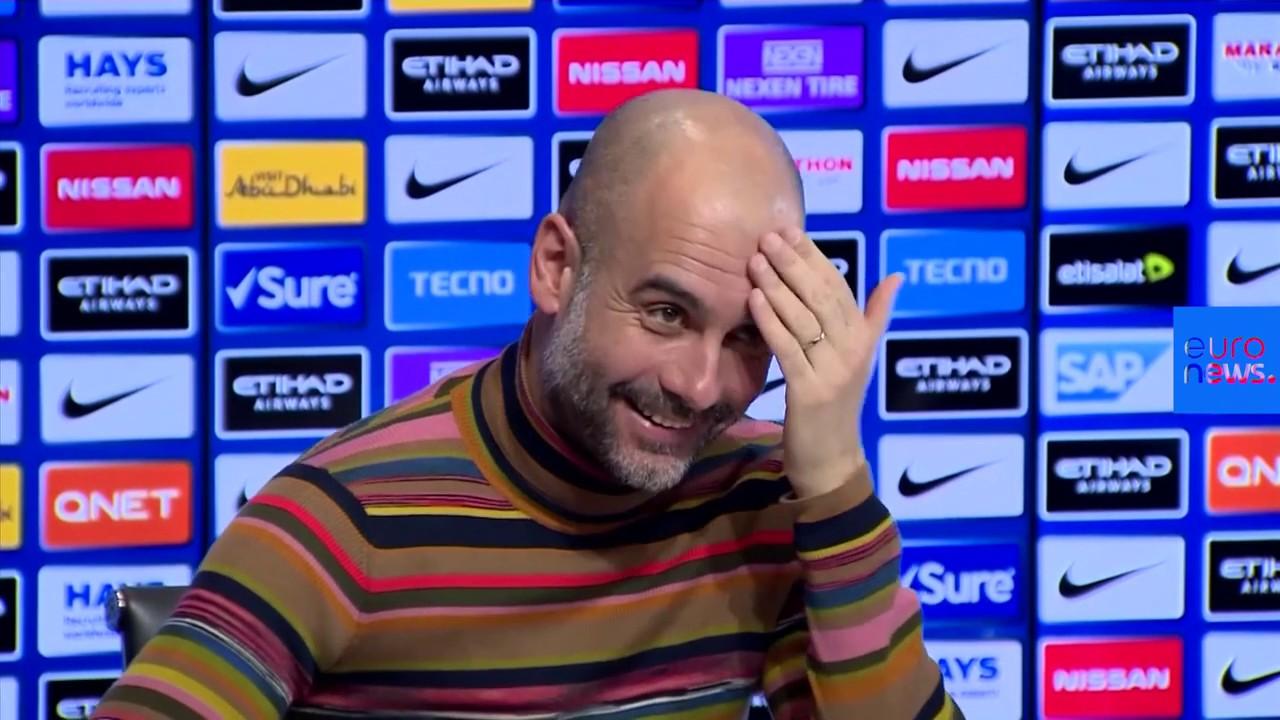 Oyuncusunun Nerede Olduğunu Basın Toplantısında Öğrenen Guardiola Afalladı: 'S.., Bilmiyordum'
