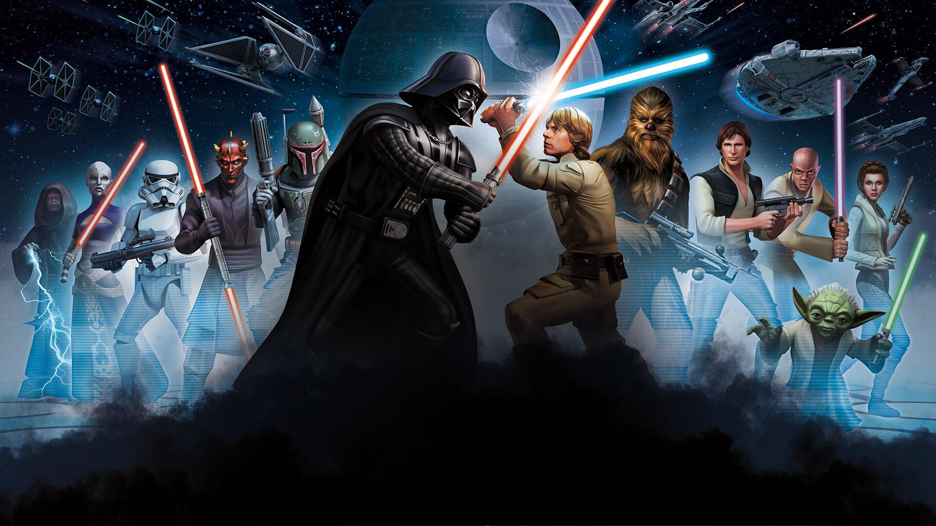 Star Wars Hayranlarına Seriyi Yeniden İzlettirecek Güzellikte Hayran Yapımı 5 Dakikalık Fragman