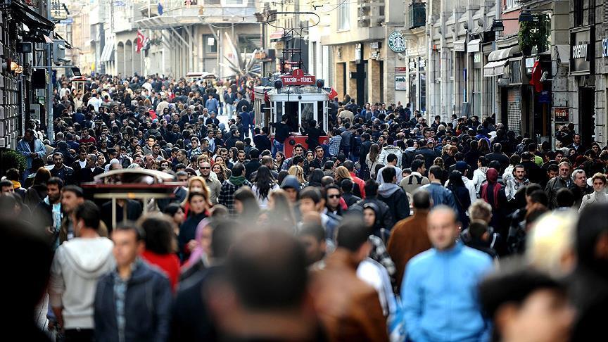 Türkiye'nin Nüfusu Arttı: 82 Milyon 3 Bin 882 Kişiyiz