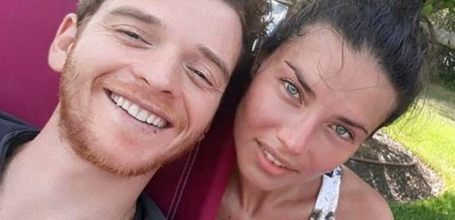Adriana Lima ve Metin Hara buluştu!