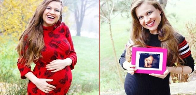 Gülhan Şen: 'Ben anne oldum'
