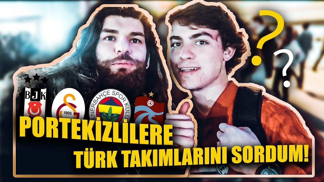 Portekiz'de En Çok Tanınan Türk Takımı Hangisi?
