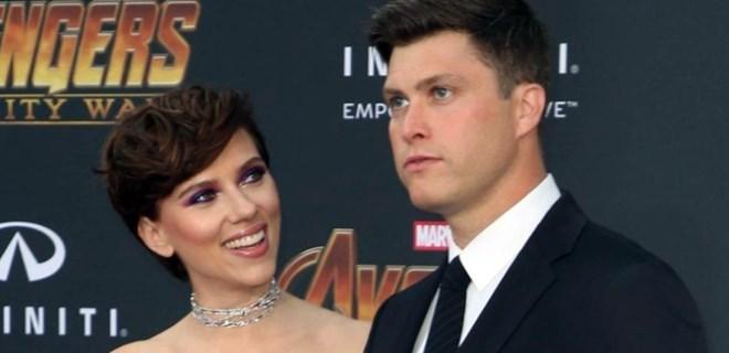 Scarlett Johansson ve Colin Jost evleniyor
