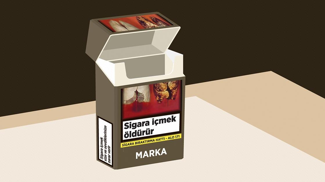 Sigarada 'Düz ve Standart' Paket Uygulaması 5 Temmuz'da Başlayacak