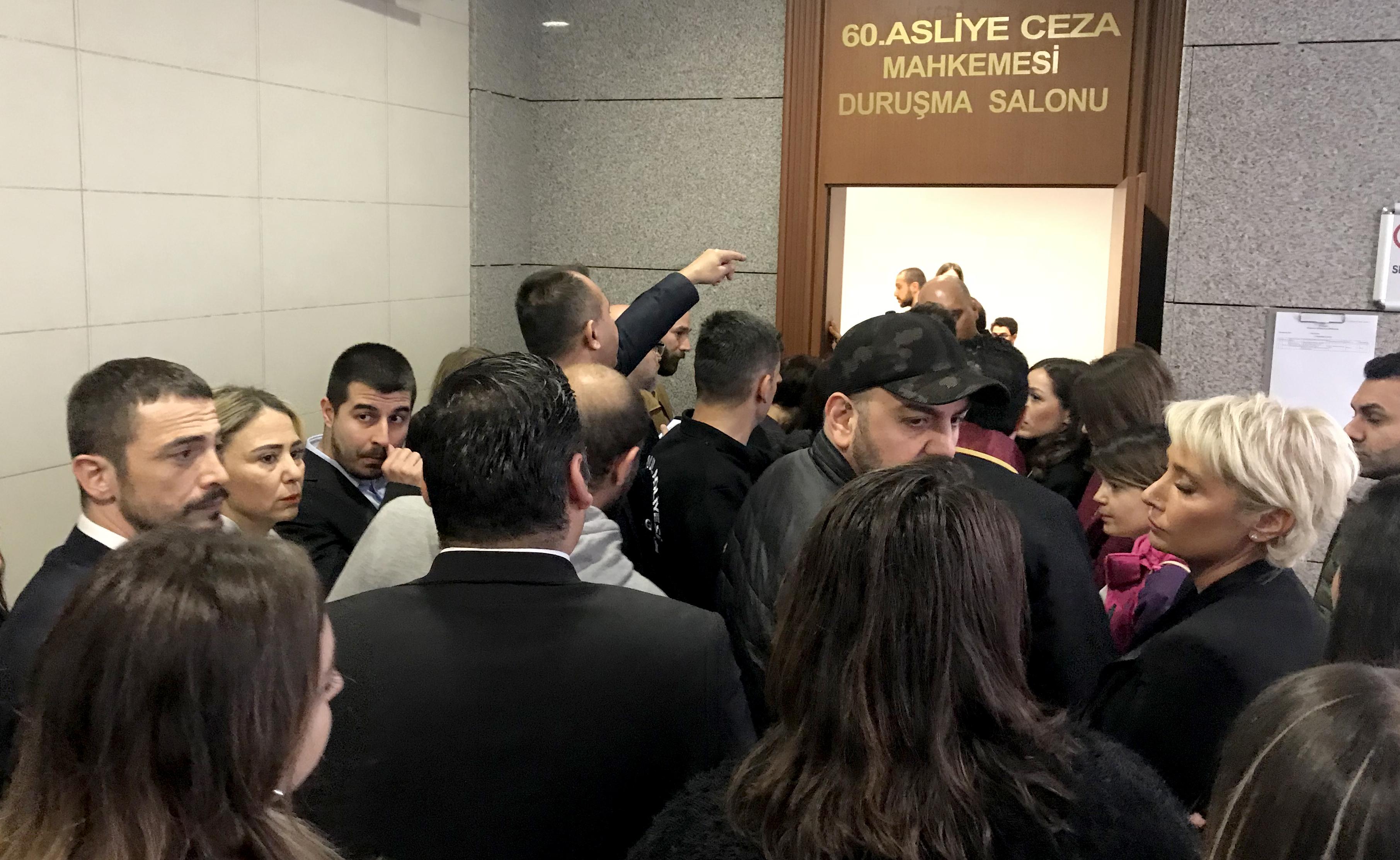 Sıla Gençoğlu ve Ahmet Kural Davası: Duruşma 22 Nisan'a Ertelendi