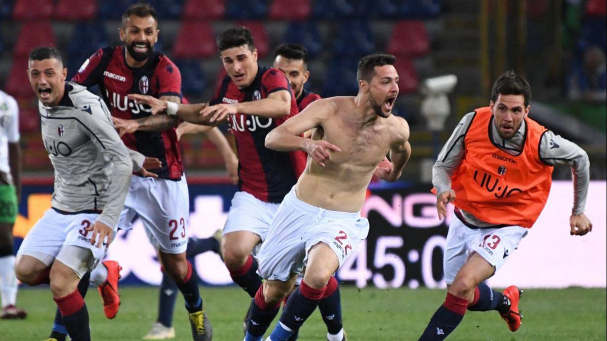 Bologna 2-1 Sassuolo Maç Özeti