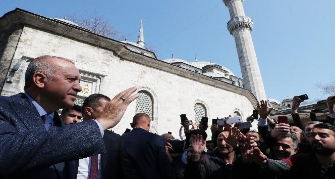 Cumhurbaşkanı Erdoğan: 'Sen mazbatını aldın mı? Orada protokol nedir bilmiyorsun'
