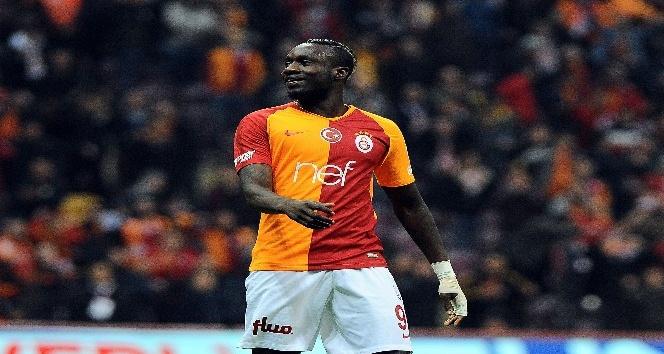 Diagne Galatasaray forması ile 5. golünü kaydetti