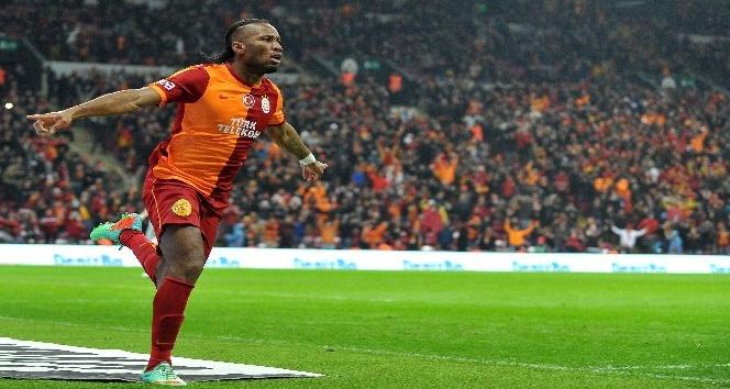 Didier Drogba yarın Türk Telekom Stadyumu'nda olacak