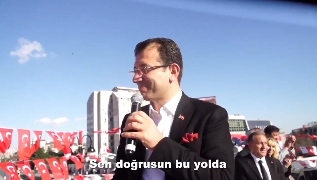 Ekrem İmamoğlu'ndan 'İstanbul'a Güneş Doğdu' Klibi: 16 Milyon Beraberiz Bu Yolda