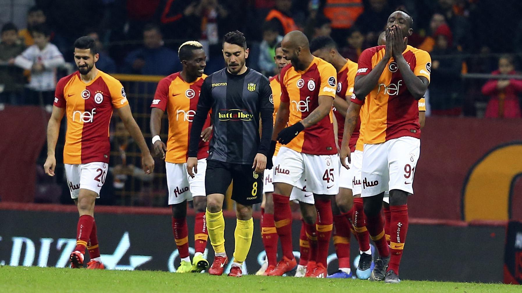Fotoğraflarla Galatasaray - Evkur Yeni Malatyaspor maçı!