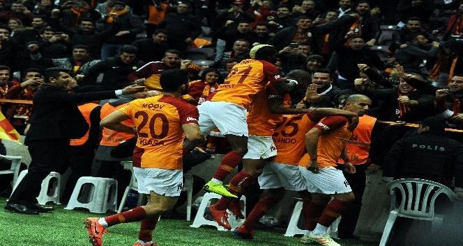 Galatasaray ligde 13 maçtır yenilmiyor