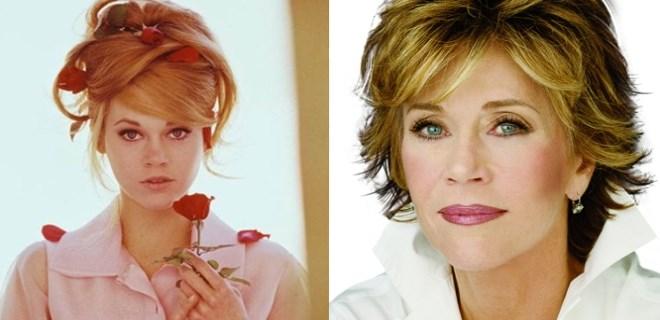 Jane Fonda: 'Kendimden vazgeçiyorum'