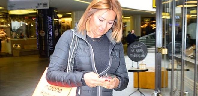 Pınar Altuğ'un kahve molası