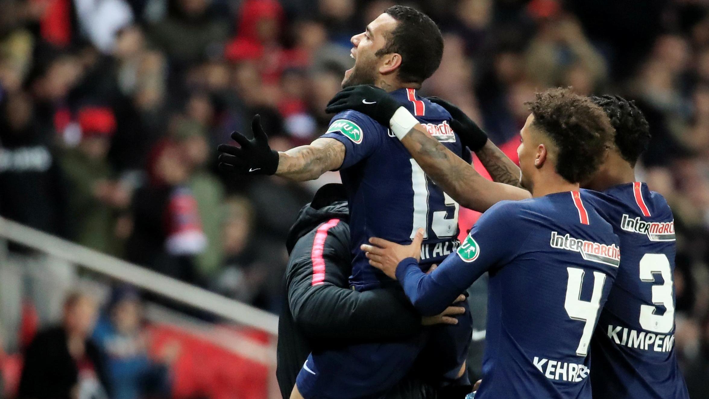 PSG 3-0 Nantes Maç özeti