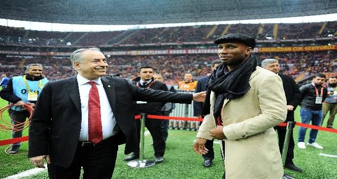 Spor Toto Süper Lig: Galatasaray: 0 - Evkur Yeni Malatyaspor: 0 (Maç devam ediyor)