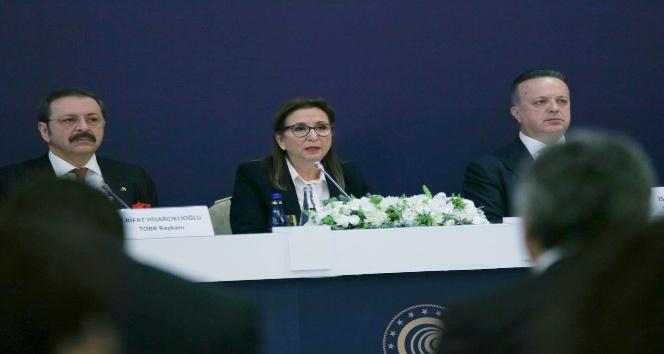 TOBB Başkanı Hisarcıklıoğlu: 'Seçimsiz geçecek dönemi, kesintisiz bir icraat dönemine çevirmeliyiz'