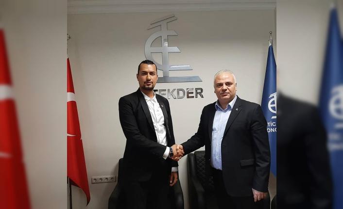 Ticaret & Ekonomi Kulübü İstanbul İl Başkanı Atakan Taşur Oldu