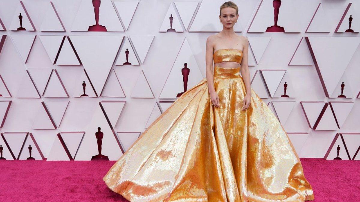 2021 Oscar Ödülleri'nde kırmızı halıda şıklık yarışı