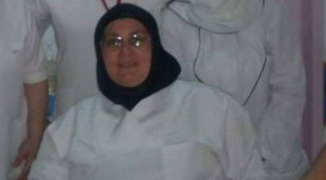 33 yıllık hemşire corona virüse yenik düştü