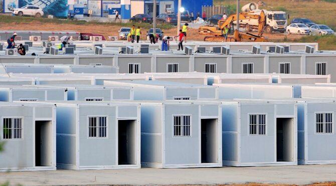 5 bin odalı karantina merkezi kuruluyor