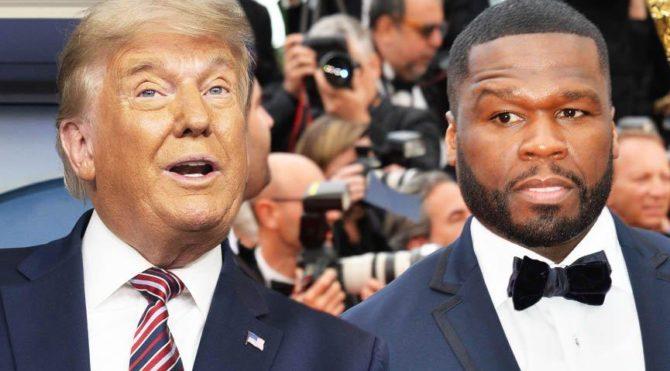 50 Cent: Trump onu desteklemem için 1 milyon dolar teklif etti