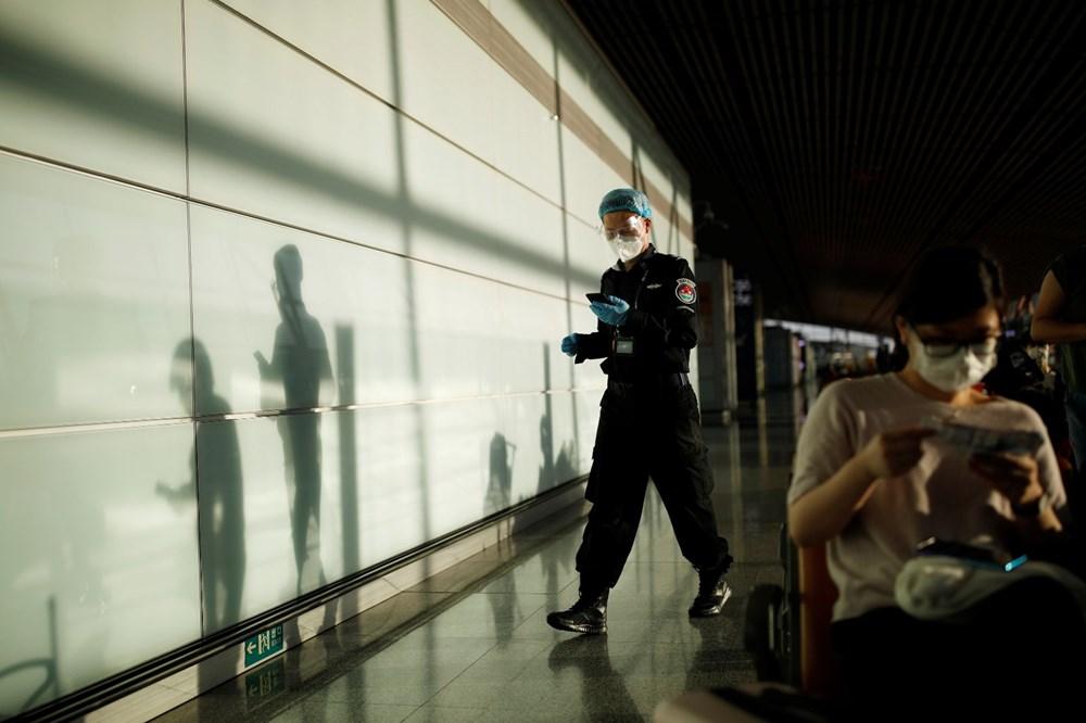 50 Gündür Olgu Görülmüyordu: Pekin'de 100'den Pozitif Covit-19 Tespit Edildi, Kaynağı Bilinmiyor