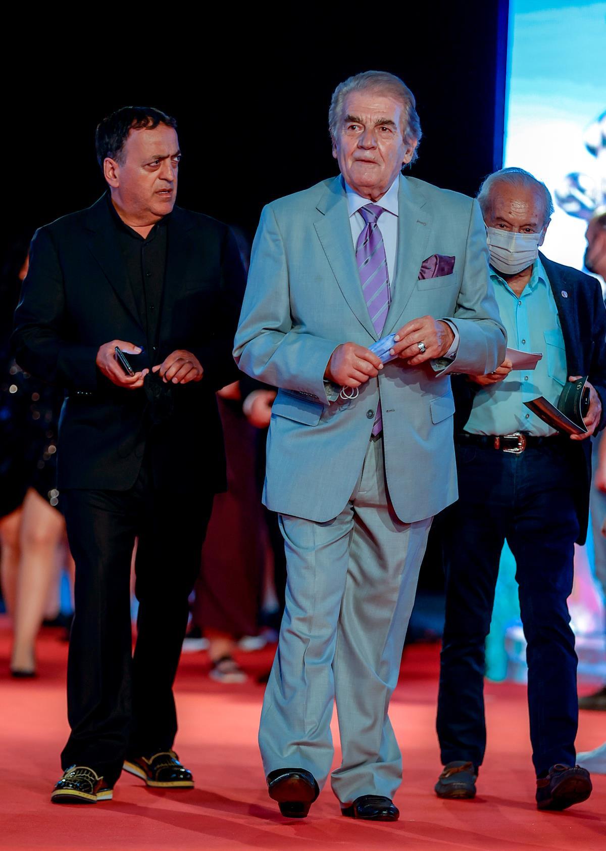 58. Antalya Altın Portakal Film Festivali'nin açılış töreni gerçekleştirildi