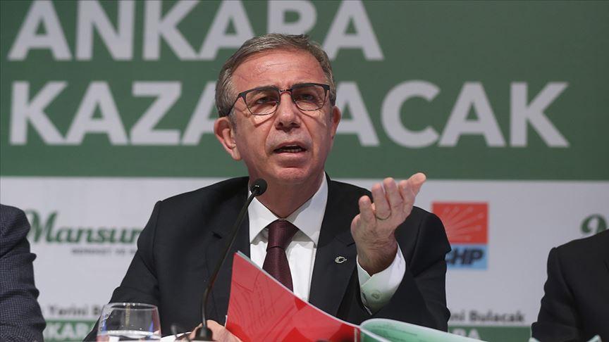 ABB'den AKP'li Birinci'ye Yanıt: 'Hangi Sıfatla Ankara Belediye Başkanını Tehdit Ediyorsunuz?'