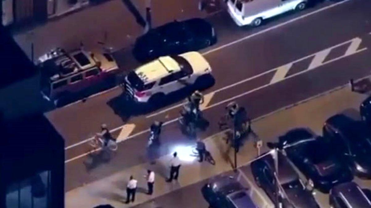 ABD başkanlık seçiminde oy sayım merkezine saldırı iddiası ortalığı karıştırdı! Bir kişi gözaltında