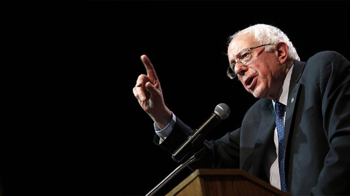 ABD Senatosu'nda Bernie Sanders vicdanların sesi oldu: Filistinlilerin hayatı önemli değil mi?