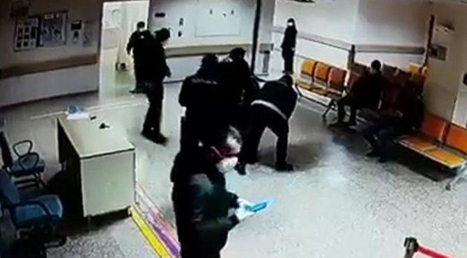 Acil servis doktoruna bıçaklı saldırı girişimi