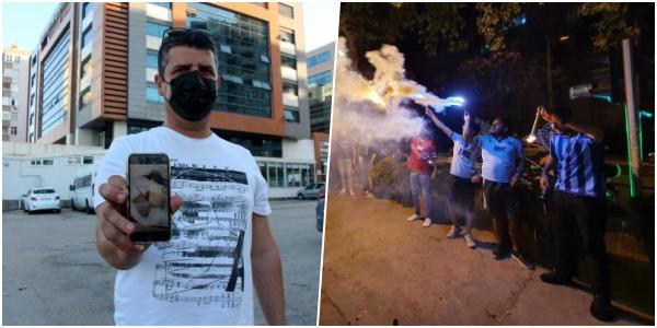 Adana'da Şampiyonluk Kutlamasında Elinde Havai Fişek Patladı: Kopan Parmakların Sahibi Sosyal Medyada Bulundu