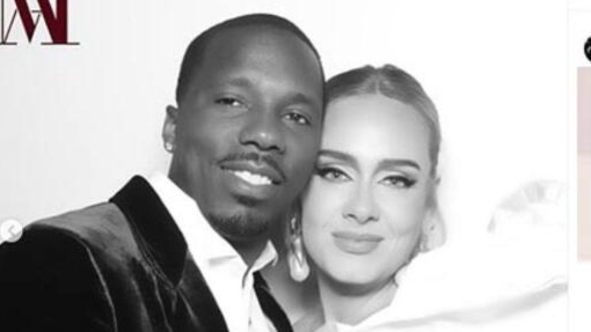 Adele, sonunda aşkını ilan etti