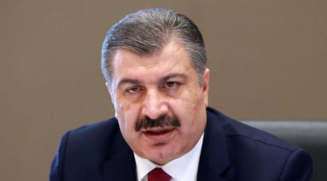 Afiyet Bakanı Koca duyurdu: Türkiye bütün üye olarak kabul edildi!