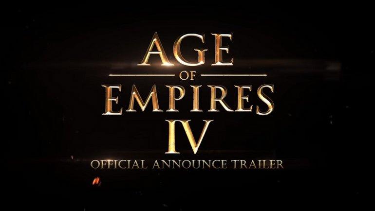 Age of Empires IV için geri sayım