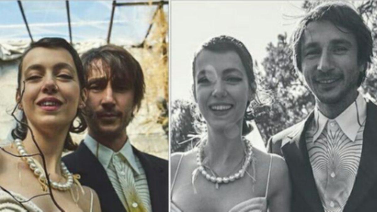 Ahmet Rıfat Şungar, evlendi