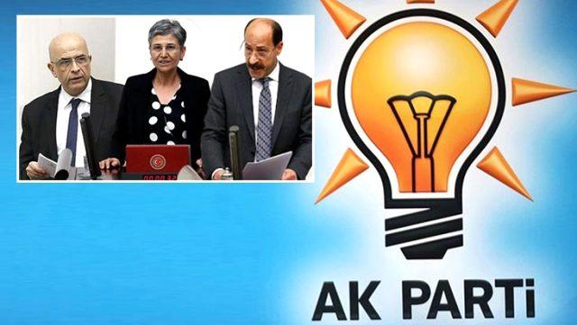AK Parti'den vekillikleri düşürülen 3 isim hakkında birincil yorum