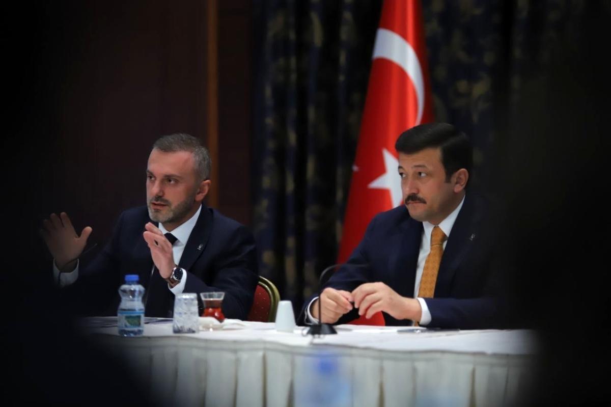 AK Parti Genel Başkan Yardımcısı Dağ'dan Kılıçdaroğlu'na tepki